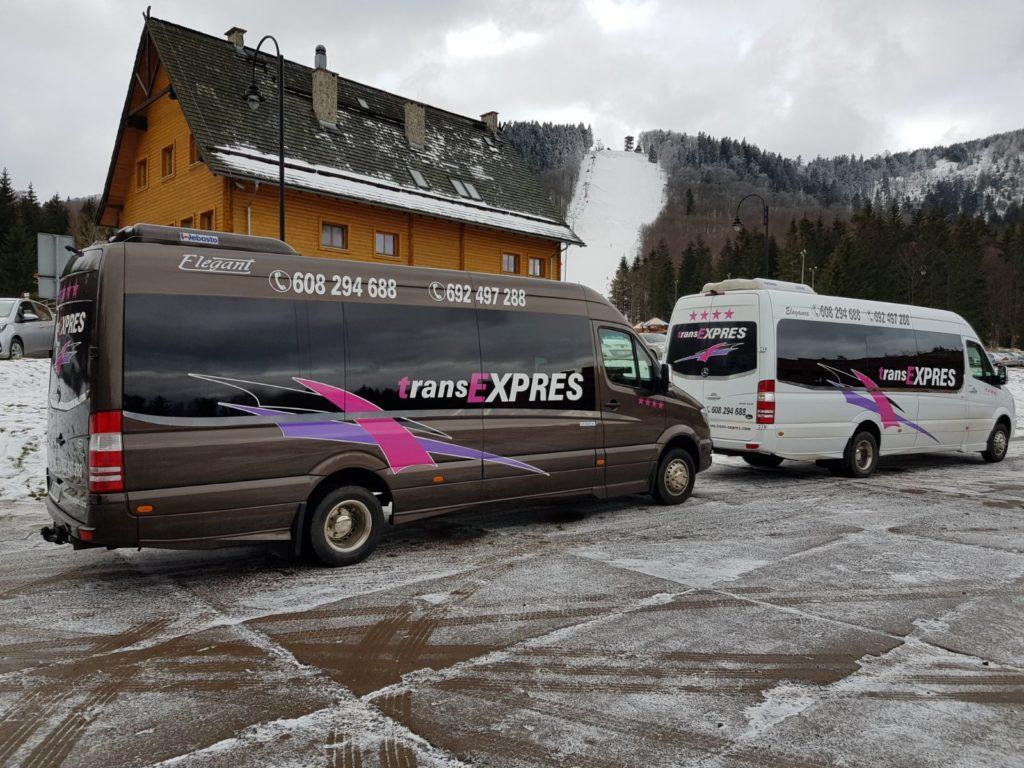 Sprinter Trans-Expres Wałbrzych Usługi Transportowe