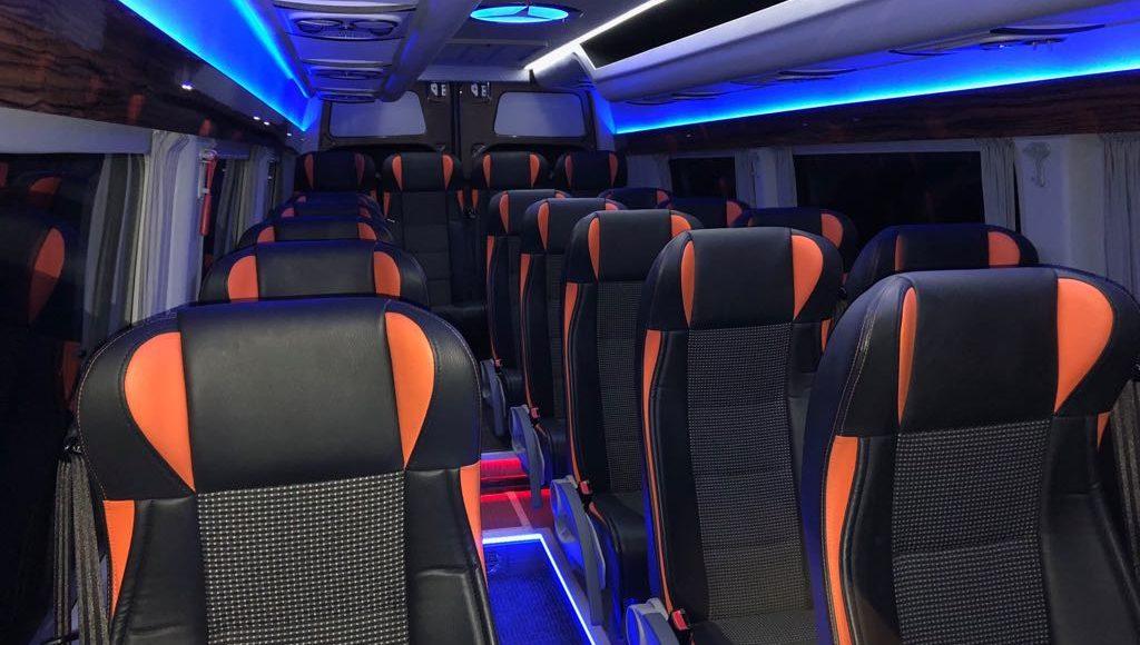 Bus Trans-Expres Wałbrzych Transport